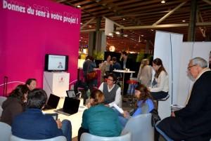 e-Portfolio et usages numériques pour l'entrepreneuriat social – APES / CRESS – Uniscité / Village de l'ESS / Salon Créer 2013 – Netice (netice.fr)