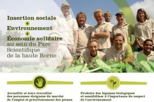 e-Portfolio pour l'accès à l'emploi (IAE) - Jardins de Cocagne