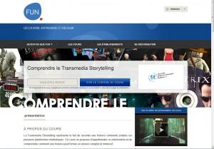 """Les MOOCs, c'est FUN ! - Retour d'expérience """"Transmedia"""""""