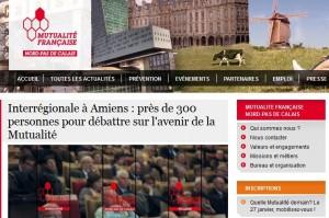 Les réseaux sociaux à la Mutualité française Nord – Pas de Calais